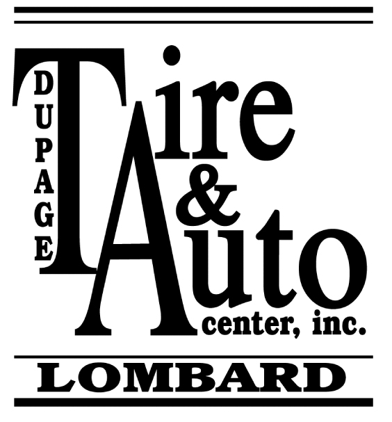 DuPage Tire and Auto Center Logo
